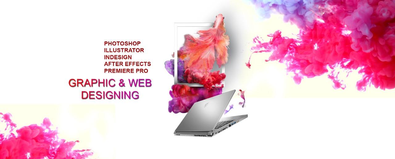 Graphics & Web Designing
